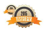 Testsieger - Bestes Omega-3 Präparat 2014,2015 (Qualität)